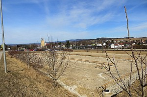 Die Nachfrage ist derart groß, sodass der Parkplatz zwischenzeitlich erweitert werden muss. Alle Fotos: oepb, 3. März 2017