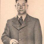 Karl Sesta im Jahre 1934. Sammlung: oepb