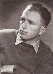 Karl Stotz am Beginn seiner Laufbahn in den späten 1940er Jahren. Foto: Privat/Sammlung oepb