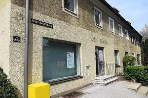 Zuletzt befand sich darin eine Bankfiliale, die jedoch auch vor einiger Zeit wieder aufgelassen wurde. Foto: oepb