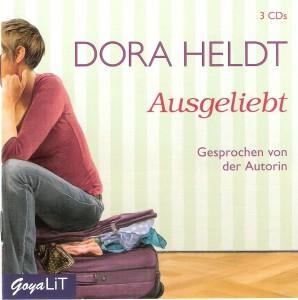 Ausgeliebt von Dora Heldt_Hör CD_Scan oepb.at
