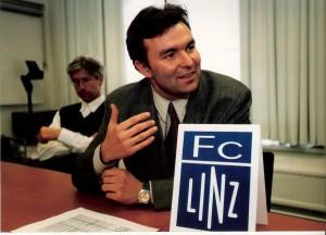 """Heute anerkannter Sport-Direktor beim ÖFB, 1996/97 kurzzeitig Trainer beim FC Linz - der aus Wolfern in Oberösterreich stammende Willibald """"Willi"""" Ruttensteiner. Foto: oepb"""