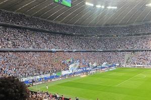 Jahrelang war die Arena bei zahlreichen Löwen-Fans unbeliebt, nun geht es zurück an die alte Wirkungsstätte. Foto: oepb