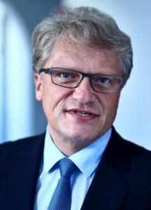 Der Linzer Bürgermeister Klaus Luger blickt weiterhin optimistisch in die Zukunft. Foto: API Linz