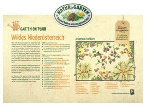 Beet-Beschriftung. Bild: Natur im Garten
