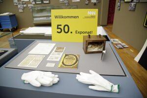 Stilleben des 50. Objektes. Foto: Museum Niederöstereich