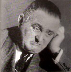 Fritz Imhoff (*1891, † 1961) ist heute leider gänzlich vergessen. Dank PREISER RECORDS feiert der einstige Wiener Publikumsliebling nun sein Comeback. Foto: Preiser Records