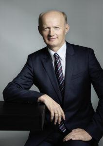 Oberbank-Generaldirektor Dr. Franz Gasselsberger. Foto: Joachim Haslinger