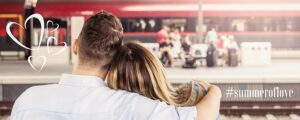 """Die ÖBB stellen den Sommer unter das Motto """"Summer of Love"""". Inspiriert durch das Posting einer Instagram Userin suchen wir die schönste Liebesgeschichte rund um den Zug. Foto: ÖBB / Max Wegscheider"""