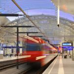 Aber auch der Hauptbahnhof in der Mozartstadt Salzburg braucht keinen internationalen Vergleich mehr zu scheuen. Foto: ÖBB/Deopito