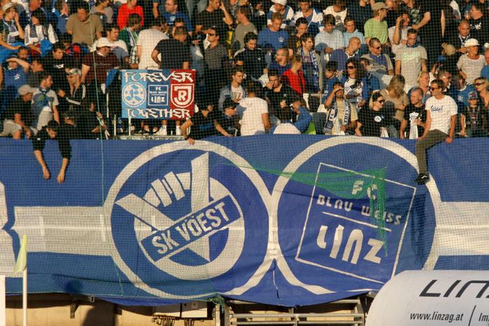 1 8 1997 20 Jahre Fc Blau Weiß Linz Redaktion österreichisches