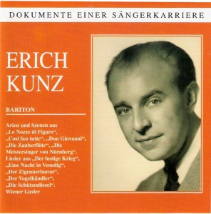 Erich Kunz_Dokumente einer Sängerkarriere_PREISER RECORDS CD_Scan oepb.at