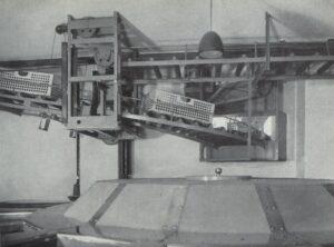 Blick auf die historischen Förderbänder der Linzer Tabakregie. Foto: Tabakfabrik Linz