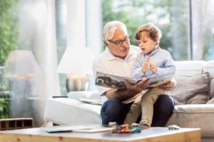 Wer gut hört, nimmt automatisch auch aktiv am Familienleben teil. Foto: MED-EL