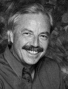 Portrait Paul Grote. Foto: dtv/Thomas Räse