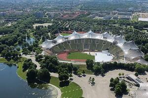 Das bereits fast volle Olympiastadion leerte sich am 5. September 1972 wieder, ohne eine Veranstaltung gesehen zu haben. Foto: oepb