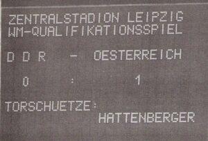 Roland Hattenberger brachte Österreich in Leipzig in der 43. Minute in Führung. Foto: oepb