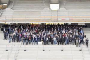 Die FK Austria Wien S.T.A.R.-Projekt Gleichenfeier in der Generali-Arena fand am 5. Oktober 2017 ihren feierlichen Rahmen vor. Die Vorfreude ist bekanntlich die schönste Freude. Foto: markusreitler.com