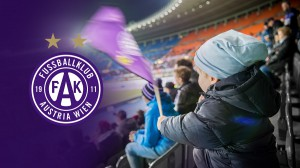 Von Seiten der Verantwortlichen des FK Austria Wien wird alles unternommen, um dafür Sorge zu tragen, dass der Fußball familienfreundlich bleibt. Foto: markusreitler.com