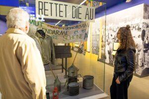 Das Museum bietet für Groß und Klein, für Jung und Alt - kurzum für Jeden etwas. Foto: Daniel Hinterramskogler