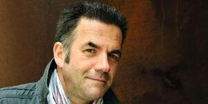 Jean-Paul Didierlaurent Portrait. Foto: dtv