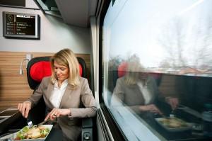Die ÖBB vergeben Catering in den Zügen neu: Bestbieter ist die don travel railcatering gmbh. Foto: ÖBB / Harald Eisenberger