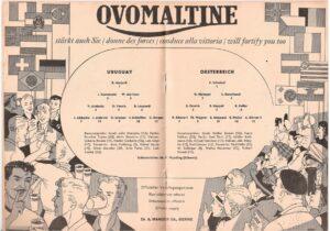 So trafen beide Nationen am 3. Juli 1954 in Zürich im Spiel um Platz 3 anhand der Fußball-Weltmeisterschaft 1954 in der Schweiz aufeinander. Sammlung: oepb