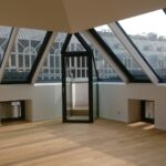 Ein exklusiver Dachgeschoßausbau im Palais Weihburg in zentraler Lage Wiens, ausgeführt von GIG SERVICE. Foto: GIG SERVICE GmbH
