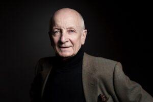 Peter Matic gastiert am 11. Jänner 2018 im Museum Niederösterreich in St. Pölten. Foto: Reinhard Werner