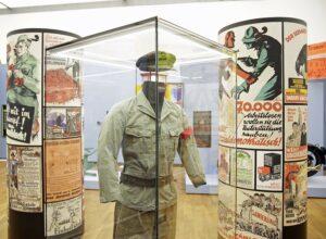 Blick in die Schwerpunktausstellung Erste Republik. Foto: Museum Niederösterreich