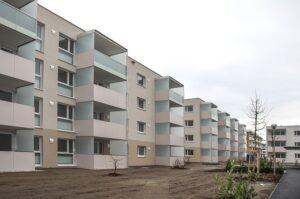 34 GIWOG-Wohnungen in Perg sind ab sofort bezugsfertig. Foto: GIWOG