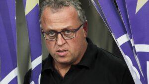 FK Austria Wien-Sportdirektor Franz Wohlfahrt über die aktuelle Lage seines Klubs. Foto: GEPA