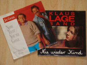 Gemeinsam mit Klaus Lage nahm Joe Cocker 1987 die Film-Musik zu ZABOU mit der Wienerin Claudia Messner und Götz George in den Hauptrollen auf. Foto: oepb