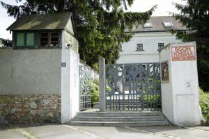 Blick auf das Egon Schiele Museum im niederösterreichischen Tulln an der Donau. Foto: Egon Schiele Museum