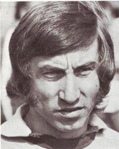 Erich Schreitl, Mitte der 1970er Jahre, in Diensten von AUSTRIA WAC ELEMENTAR, dem heutigen FK Austria Wien. Foto: privat