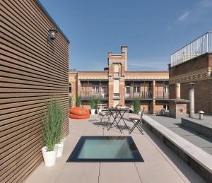 Fakro Heinze Architects' Darling Jury Award. Foto: FAKRO