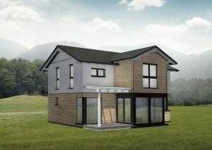 Die Compact Line als neues Modell bietet ein komplett neues Wohngefühl. Foto: GRIFFNER