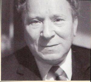 Schriftsteller Prof. Hans Werner (*1898, † 1980) Foto: privat / Emmy Werner