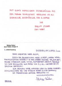 Philipp Stuber aus Wien, nach dem Krieg in Duisburg in Nordrhein-Westfalen / Deutschland lebend, war Angehöriger der 6. Armee. Sammlung: oepb