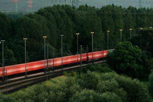 Die ÖBB-RCG als Nummer 1-Bahnlogistikanbieter am Weg von und nach Triest. Foto: ÖBB / David Payr