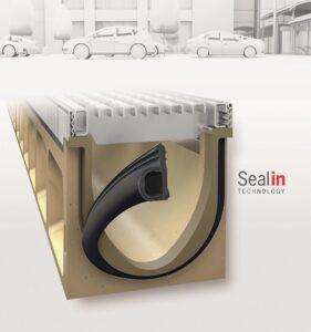 ACO Multiline Seal In-Technology. Foto: ACO