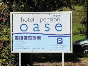 Das Ehepaar Koncilia betreibt im oberösterreichischen Bad Ischl die Hotel-Pension Oase. Foto: oepb