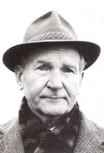 """Karl """"Vogerl"""" Geyer (*1899, † 1998) Rüstig und agil bis ins hohe Alter. Foto privat/Sammlung oepb"""