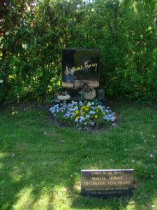 Am Ende einer langen Reise. Marcel Prawy fand in einem Ehrengrab der Gemeinde Wien am Zentralfriedhof seine letzte Ruhestätte. Foto: oepb
