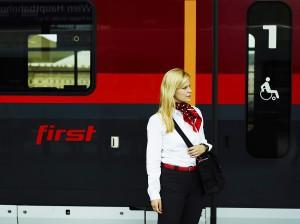 Der Job bei den ÖBB ist lukrativ. Und - die ÖBB nehmen weiterhin Frauen für zahlreiche Berufsbilder im Konzern auf. Foto ÖBB/Philipp Horak