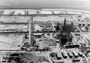 Das, was 1958 begonnen und in mühsamer Kleinarbeit aufgebaut wurde ... Foto: OMV