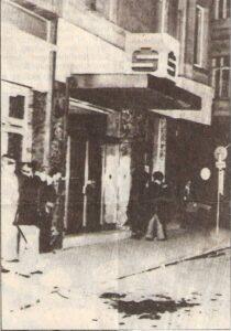 Vor 40 Jahren in Linz: Bewaffneter Banküberfall mit Geiselnahme. Ein Berufsverbrecher bei seinem letzten Coup. Foto: privat/oepb