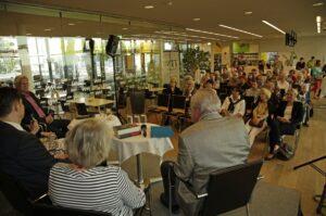 Auch aus dem Publikum meldeten sich Betroffene zu Wort. Foto: Museum Niederösterreich