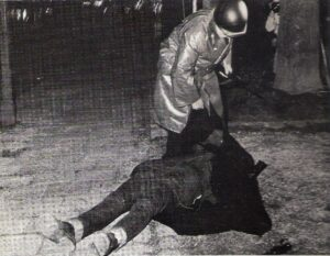 Mit einem gezielten Schuss wurde der als Walter Walser bekannt gewordene Täter handlungsunfähig gemacht. Foto: oepb/privat