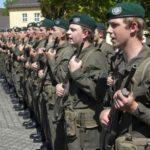 """""""Ich gelobe, mein Vaterland, die Republik Österreich, und sein Volk zu schützen!"""" - so wird es wieder lautstark aus zahlreichen Kehlen erschallen. Foto: BMLV"""